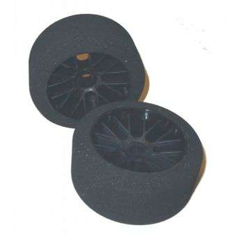 Enneti Foam Front Tires for Pan Car 1/10 - shore 40