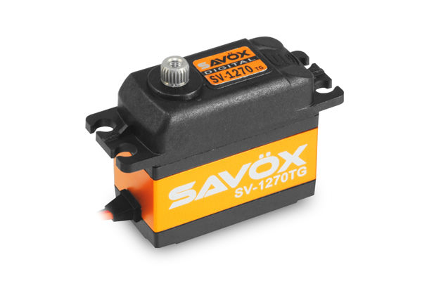 SAVOX SV-1270TG High Voltage Monster Tor