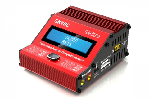 SK-100078 SKYRC RS16 180W/16A Balance Charger/Discharger