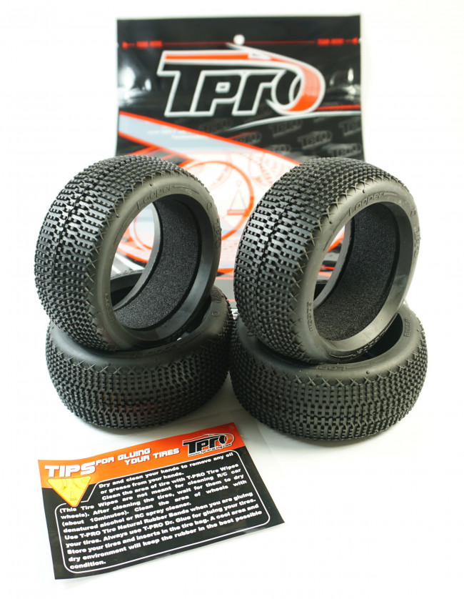 Gomme TPro Rc 1/8 Buggy disponibili